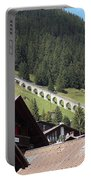 The Funicular In Murren Portable Battery Charger