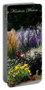 The Garden Of Life Portable Battery Charger