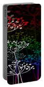 The Garden Of Your Mind Rainbow 3 Portable Battery Charger