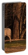 The Gazing And Grazing Sheep Portable Battery Charger