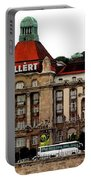The Gellert Hotel Portable Battery Charger