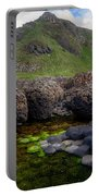 The Giant's Causeway - Peak And Pool Portable Battery Charger