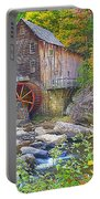 The Glade Grist Mill Portable Battery Charger