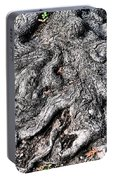 The Gnarled Old Tree Portable Battery Charger
