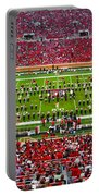 The Going Band From Raiderland Portable Battery Charger by Mae Wertz