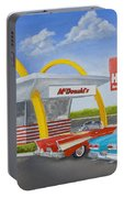 The Golden Age Of The Golden Arches Portable Battery Charger