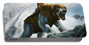 The Golden Compass  Portable Battery Charger