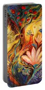 The Golden Griffin Portable Battery Charger