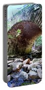 The Gorge Trail Stone Bridge Portable Battery Charger