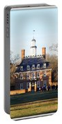 The Governor's Palace Portable Battery Charger