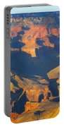 The Grand Canyon From Outer Space Portable Battery Charger