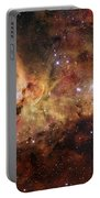 The Great Nebula In Carina Portable Battery Charger