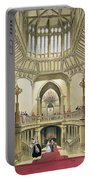 The Grand Staircase, Windsor Castle Portable Battery Charger