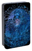 The Great Amma In Black Light Portable Battery Charger