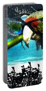 The Great Bird Of Casablanca Portable Battery Charger