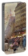 The Great Boulevards Portable Battery Charger