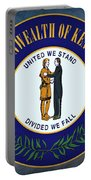 The Great Seal Of The State Of Kentucky  Portable Battery Charger