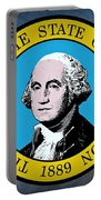 The Great Seal Of The State Of Washington Portable Battery Charger