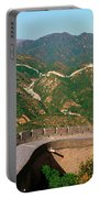 The Great Wall At Badaling In Beijing Portable Battery Charger