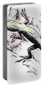 The Green Lizard Portable Battery Charger