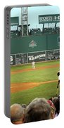 The Green Monster Portable Battery Charger