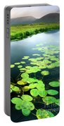 The Green Of Our Land Portable Battery Charger