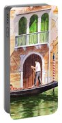 The Green Shutters - Venice Portable Battery Charger