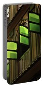 The Green Windows Portable Battery Charger