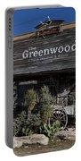 The Greenwood Dancehall And Saloon Bluff Dale Texas Portable Battery Charger