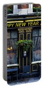 The Happy New Year 2014 Pub Portable Battery Charger