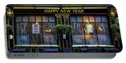 The Happy New Year Pub Portable Battery Charger