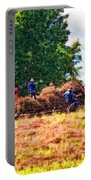 The Harvest Impasto Portable Battery Charger