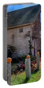 The Harvest Is In Portable Battery Charger by Jeff Folger