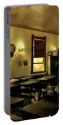The Haunted Classroom Portable Battery Charger by Dan Sproul