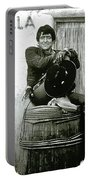 The High Chaparral Henry Darrow Publicity Photo Number 3 Portable Battery Charger