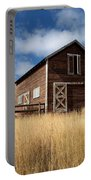 The High Grass Barn Portable Battery Charger