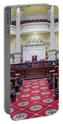 The Historic House Chamber Of Maryland Portable Battery Charger