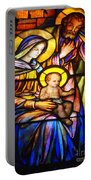 The Holy Child Portable Battery Charger