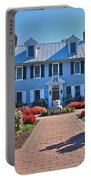 The Homestead Birthplace Of Milton Hershey Portable Battery Charger