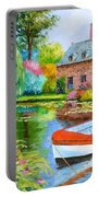 The House Pond Portable Battery Charger