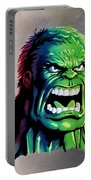 The Hulk Portable Battery Charger