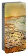 The Inspirational Sunrise Portable Battery Charger