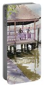 The Jetty Cochin Portable Battery Charger by Lucy Willis
