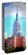 The Jewel Of New York Portable Battery Charger