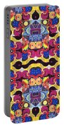 The Joy Of Design Mandala Series Puzzle 3 Arrangement 4 Portable Battery Charger