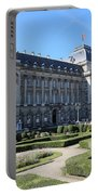 The King's Palace In Brussels Portable Battery Charger