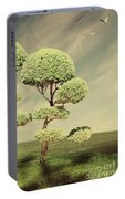 The Land Of The Lollipop Trees Portable Battery Charger
