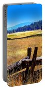 The Land With A View Portable Battery Charger