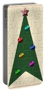 The Language Of Christmas Portable Battery Charger
