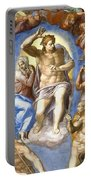 The Last Judgment - Detail Portable Battery Charger